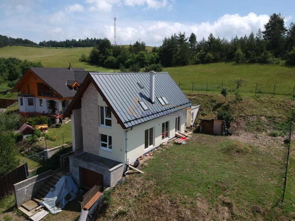 Rodinný dom-novostavba Hôrka pri Poprade