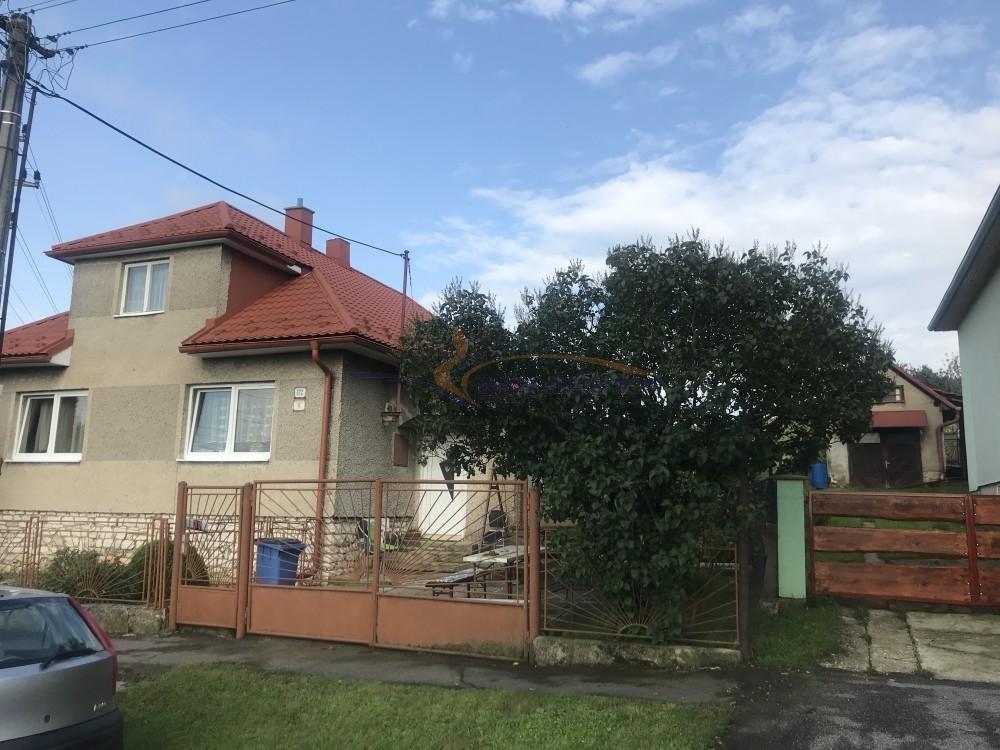 Dom so slnečným pozemkom 1509 m2 Poprad-Stráže pod Tatrami