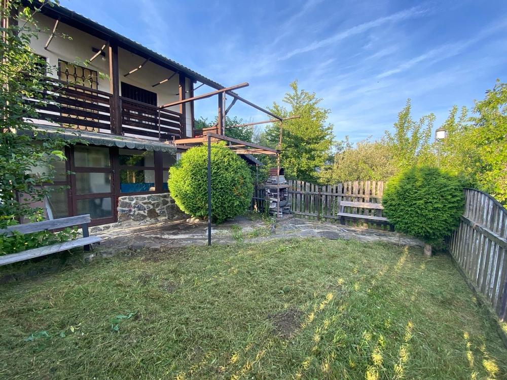 Záhradná chata s pozemkom na Dubine